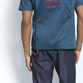 ROTAR (ローター) Buttero Leather Wallet Cord / レザー / ウォレットロープ rt1539004 FREE ブラック