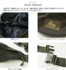 KELTY(ケルティ)2020ウィンターリミテッドミニファニー(1色):レディースバッグ鞄ショルダーバッグボディバッグヒップバッグ無地ファスナー