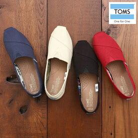 【20%OFF】TOMS(トムス) Canvas(4色)【レディース】【靴】【シューズ】