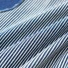 Sarouel pants / cube sugar evo. (キューブシュガーエボ) WEB-limited ゆるまた dot sarouel pants denim underwear (one color): YA218357 Lady's denim sarouel pants sarouel pants denim wide underwear hickory hickory underwear underwear unhurried dot waterdrop