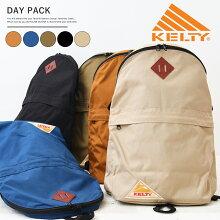 バックパック/KELTY(ケルティ)デイパックDAYPACK(3色):レディースリュック鞄バッグかばん無地アウトドアフェス通勤通学A4サイズ