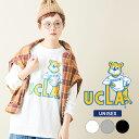 MORE SALE 【30%OFF】ロンT / UCLA (ユーシーエルエー) ユニセックスサイズ ロングスリーブ Tシャツ(3色): レディース…