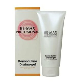 BE-MAX PROFESSIONAL Remoduline Draina-gel200g (our store is a regular contract shop of the relief.)