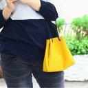 日本製 本革 巾着バッグ ポーチ 巾着 ショルダーバッグ ポシェット レディース 小さめ 国産 国内生産 はぎれ 余剰品 Instagramドローストリングバッグ レザー 革