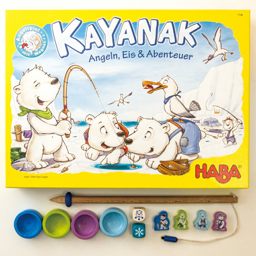 カヤナック(KAYANAK)【HABA/ハバ】