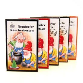 小人のお香 紙箱入り「もみの木(木々の香り)」【ドイツ製のお香】