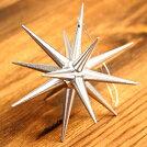 銀の星立体(大)【ベツレヘムの星】