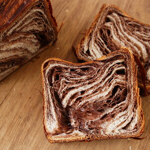 デニッシュ食パン ショコラーデデニッシュ1ローフ(1斤)