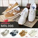 【newbalance/ニューバランス】MRL996●メール便不可●(レディース シューズ スニーカー 靴 ニューバランス NB MRL996 AN AG 23.0 23.5 24.0 グレー ネイビ