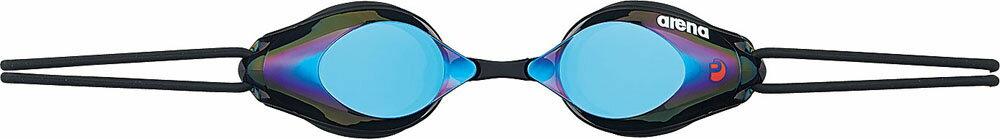 SALEARENA(アリーナ)くもり止めスイムグラス(ミラー加工)AGL210MPAスイミング ゴーグルBSK 15FW