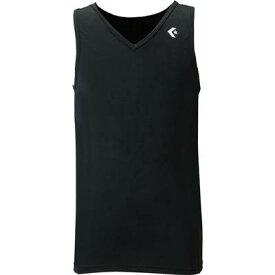 CONVERSE(コンバース) サポートインナーシャツ(ノースリーブ) CB251702 バスケットボール ブラック 15SS