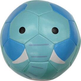 SFIDA(スフィーダ) BSFZOOB 04 サッカー ミニボール 1号球 SFIDA クッションボール Football Zoo Baby 17SS