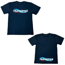 TRANSISTAR(トランジスタ) HB20TS05 BLK ハンドボール Tシャツ INTERSECT 20SS