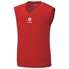 ヒュンメル(hummel) HAP5026 20 サッカー つめたインナーシャツ 20SS