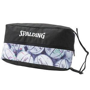 スポルディング(SPALDING) 42-002MB バスケットボール シューズケース マーブル ボール 19SS