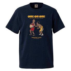SALE soccer junky(サッカージャンキー) BSK21101 21 バスケットボール Tシャツ One on One! 半袖TEE 20FW