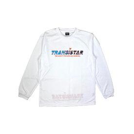 TRANSISTAR(トランジスタ) HB20TS13 WHT ハンドボール ロングスリーブ Tシャツ HB DRY L/Tシャツ STREAM 20FW