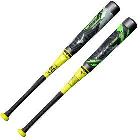 ミズノ(MIZUNO) 1CJBY15578 0540 野球 バット 少年軟式用 FRP製 ビヨンドマックス オーバル 21SS