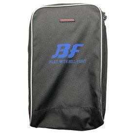 BULLFIGHT(ブルファイト) SCBAG50BF BLKBLU バスケットボール シューズケース ライトシューズバッグ 21FW