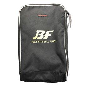 BULLFIGHT(ブルファイト) SCBAG50BF BLKGLD バスケットボール シューズケース ライトシューズバッグ 21FW