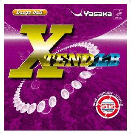 ヤサカ(Yasaka) 表ラバー ラージヨウ エクステンドLB B65 卓球 ラバー 12FW