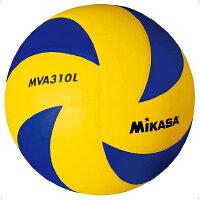 ミカサ(MIKASA)バレー5号軽量球キ/アオMVA310Lバレーボール12SS