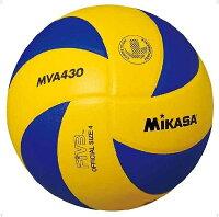 ミカサ(MIKASA)バレー4号FIVA練習球MVA430バレーボール12SS