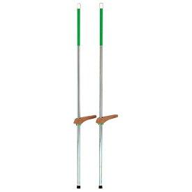 TOEI LIGHT(トーエイライト) カラー竹馬185(緑色) T2470G 器具 13SS