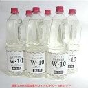 業務用 ホワイトビネガー 1.8L 酸度10%の酢 6本セット