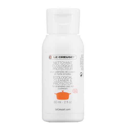 ルクルーゼ(le creuset) ポッツ&パンズ クリーナー60ml(トライアル) ホーロー表面を傷付けにくいル・クルーゼ専用クリーナー(洗剤)です。