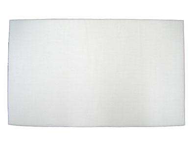 平型タイプの「アイロン台(大)寸法 700*420ミリ 厚さ 25ミリ」