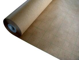 パターンの型入れ作業に便利な方眼用紙「グリーンカット型入紙(1250ミリ幅)100M巻」