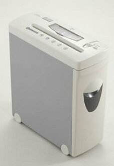OHM ELECTRIC thin shredder SHR-530-GR (gray)
