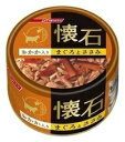 【数量限定】日清ペット キャラット・懐石缶(おかか入りまぐろとささみ)(K12) 80g