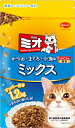 日本ペット ミオ ドライミックス かつお味 1.2kg