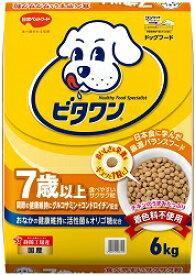 日本ペット ビタワン7歳以上 6kg