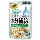 アイシア 国産 健康缶パウチ 水分補給 まぐろフレーク 40g×★12個★ KZJ-3
