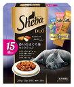 マース シーバデュオ 香りのまぐろ味セレクション 15歳以上 200g SDU-41