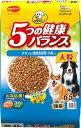 日本ペット ビタワン5つの健康バランス チキン味・緑黄色野菜・小魚入り 6.5kg