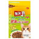 日本ペット ミオ ドライミックス 肥満が気になる猫用 かつお・まぐろ・小魚味 1.2kg