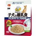 日本ペット ビタワン チョビワン 子犬の離乳食 400g