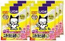 ライオン ニオイをとる砂 フローラルソープの香り 5L×☆6個入り☆【箱入り】