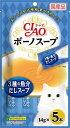 いなば CIAOボーノスープ 3種の魚介だしスープ 5本入り(17g×5本) SC-116