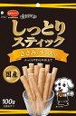 日本ペット ビタワン君のしっとりスティック ささみ・チーズ入り 100g