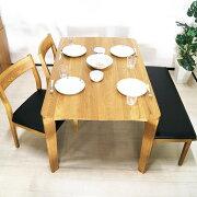 ダイニング4点セットアネモネダイニングセット木製4人用ダイニングテーブルダイニングチェアーテーブル食卓食卓テーブルシンプルチェアーチェア椅子イスいす送料無料