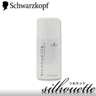 Schwarzkopf silhouette (silhouette) gel wax 70 g