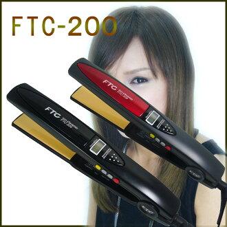 이온 세라믹 디지털 헤어-다리미 FTC-200