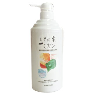 Sunny place come slowly plus body cleanser 600 ml