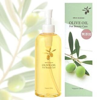日本橄榄橄榄曼侬化妆橄榄油 200 毫升