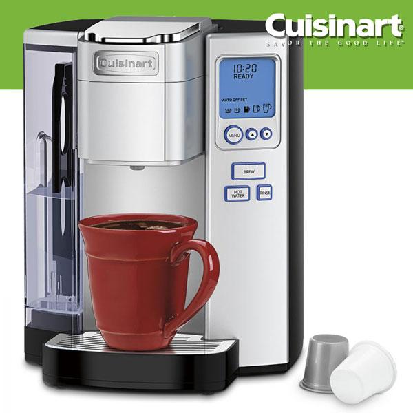 ≪送料無料≫クイジナート プレミアムコーヒー & ホットドリンクメーカー SS-10J / 紅茶 煎茶 本格的な味わい